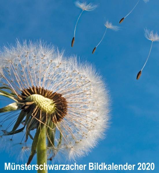 Münsterschwarzacher Bildkalender 2020