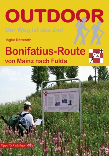 Die Bonifatius Route - Von Mainz nach Fulda