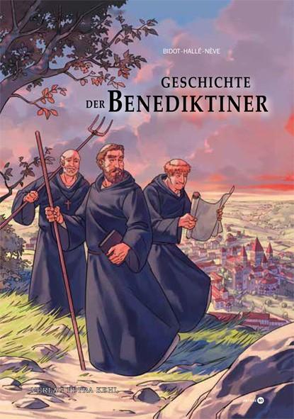 Die Geschichte der Benediktiner