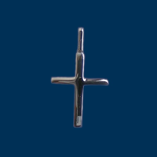 Schmuckanhänger Lateinisches Kreuz S