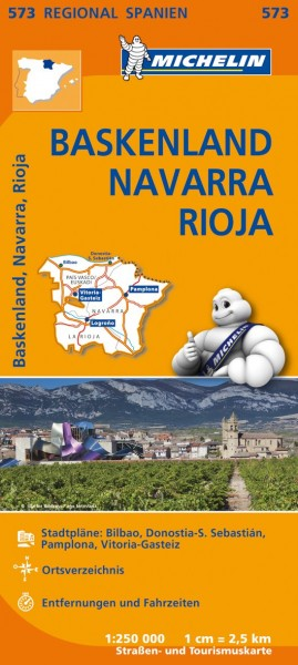 Baskenland, Navarra, Rioja