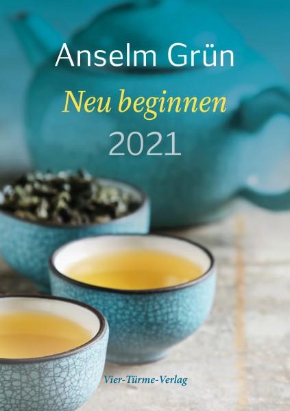Neu beginnen 2021