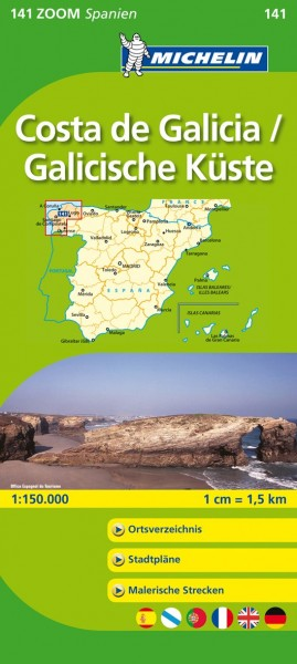 Costa de Galicia/Galicische Küste
