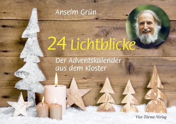 24 Lichtblicke – Der Adventskalender aus dem Kloster
