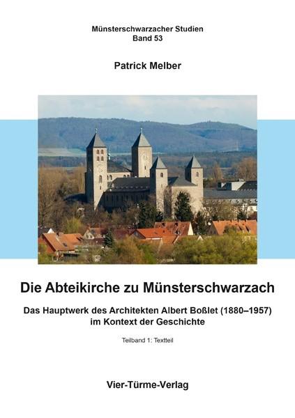 Die Abteikirche zu Münsterschwarzach