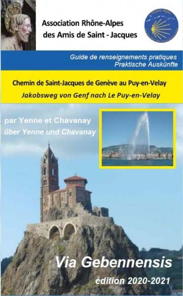 Chemin de Saint-Jacques de Genève au Puy-en-Velay
