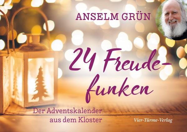 24 Freudefunken - Der Adventskalender aus dem Kloster
