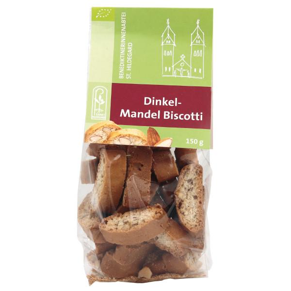 Dinkel-Mandel-Biscotti