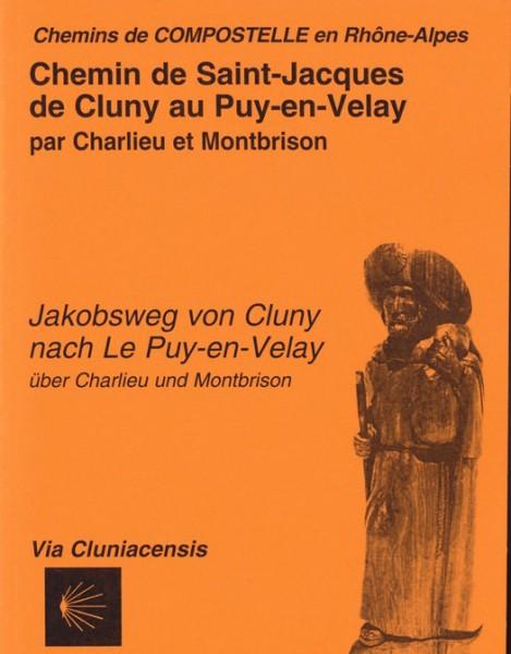 Chemin de Saint-Jacques de Cluny au Puy-en-Velay par Charlieu, Montbrison et Usson-en-Forez