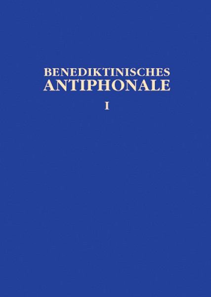Benediktinisches Antiphonale, Band I: Vigil/Laudes