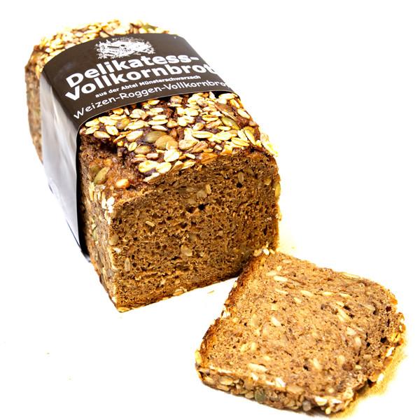 Delikatess-Vollkorn-Brot