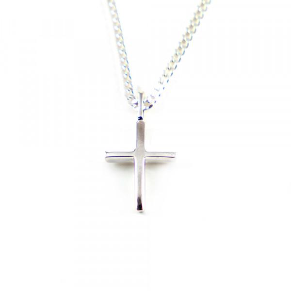 "Schmuckanhänger ""Lateinisches Kreuz"""