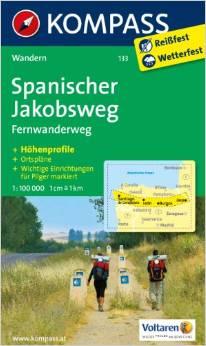 Spanischer Jakobsweg-Fernwanderweg