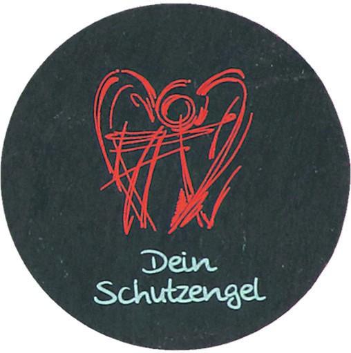 """Schiefermagnet """"Dein Schutzengel"""""""