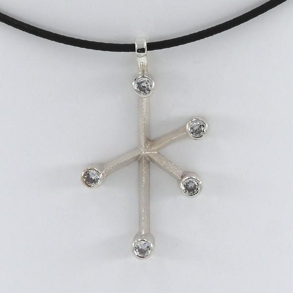 """Schmuckanhänger """"Kreuz des Südens"""""""