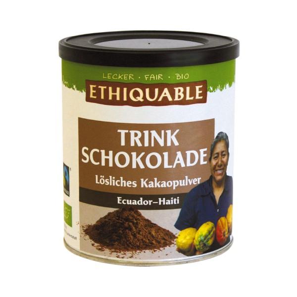 Trinkschokolade - Lösliches Kakaopulver