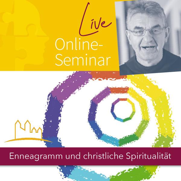 """Live-Online-Seminar """"Enneagramm und christliche Spiritualität"""" 13.03.2021"""