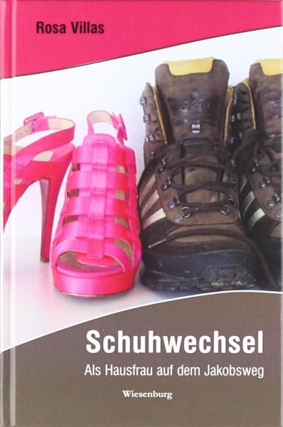 Schuhwechsel-Als Hausfrau auf dem Jakobsweg