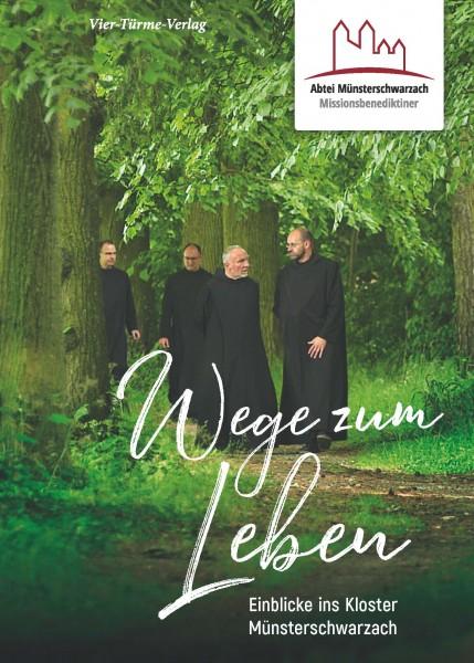 DVD: Wege zum Leben - Einblicke ins Kloster Münsterschwarzach