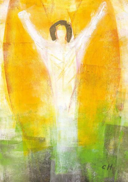 """Kondolenzkarte """"Licht des Trostes"""""""