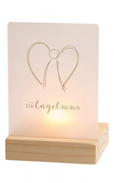 """Motivationslicht """"Ein Engel für dich"""""""