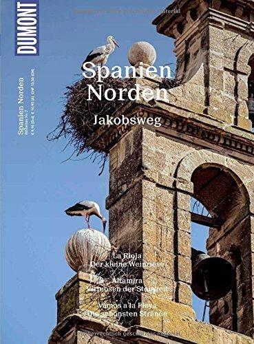 Bildatlas Spanien Norden Jakobsweg
