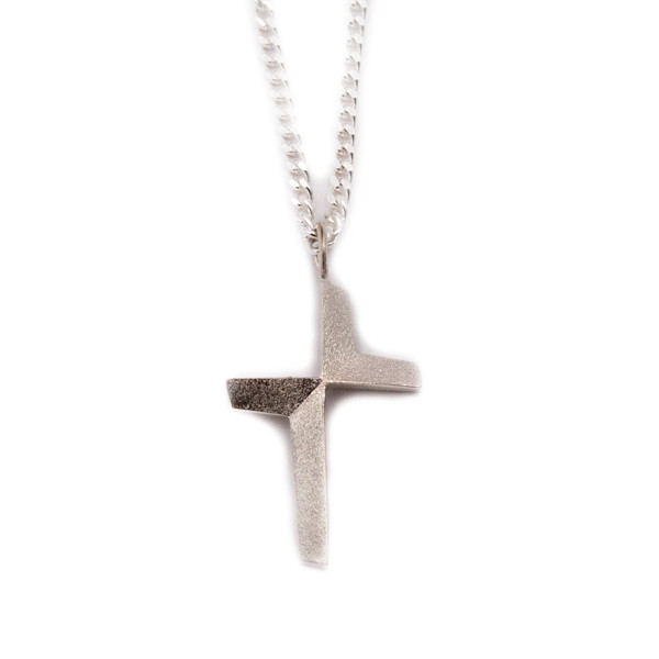 "Schmuckanhänger Kreuz ""David"""