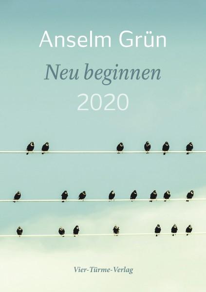 Neu beginnen 2020