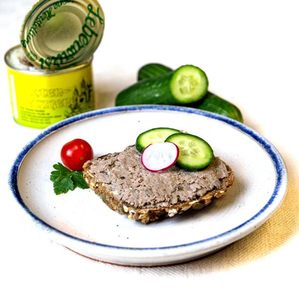 Fränkische Leberwurst
