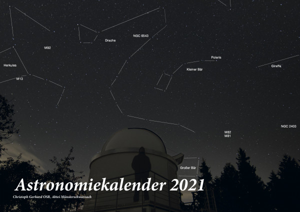 Astronomiekalender 2021