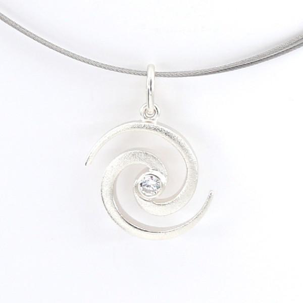 Schmuckanhänger Spiralnebel