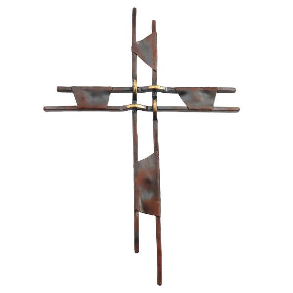 "Wandkreuz ""Das Kreuz, das lebt"""