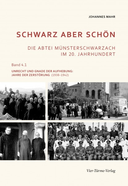 Schwarz aber schön – Die Abtei Münsterschwarzach im 20. Jahrhundert Band 4.1