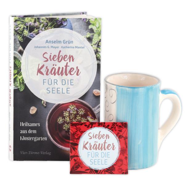 """Tee-Set """"Kräuter"""""""