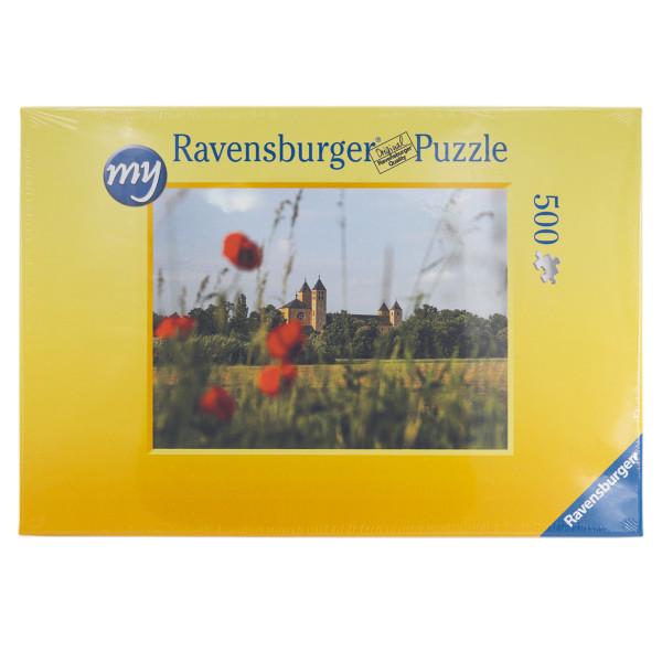 "Ravensburger Puzzle ""Abteikirche"" - 500 Teile"