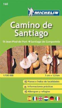 Camino de Santiago-St. Jean-Pied-Santiago