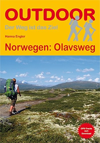 Norwegen. Olavsweg
