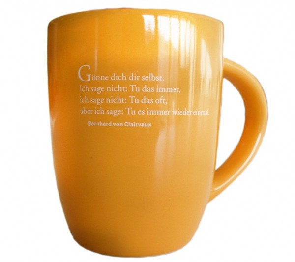 Kaffeetasse Gönne dich dir selbst...