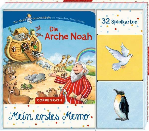 Mein erstes Memo - Arche Noah