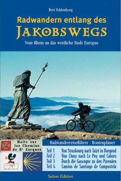 Radwandern entlang des Jakobswegs
