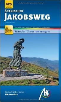 Spanischer Jakobsweg-Wanderführer