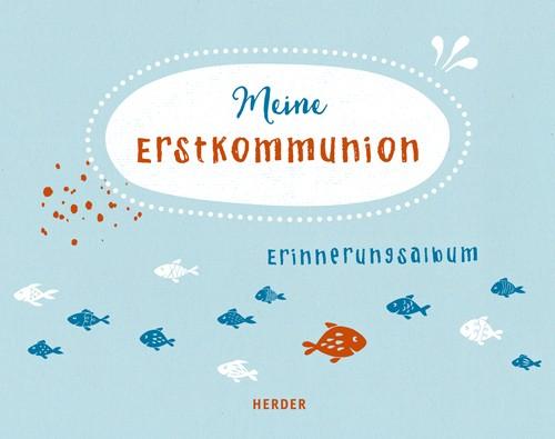 Meine Erstkommunion - Erinnerungsalbum groß