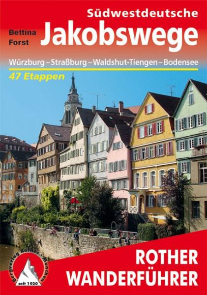 Südwestdeutsche Jakobswege