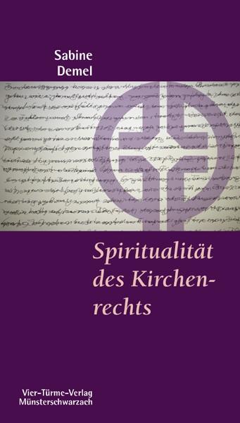 Spiritualität des Kirchenrechts