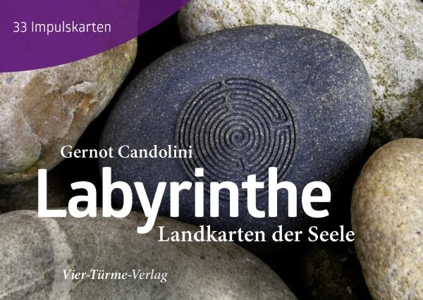 Labyrinthe - Landkarten der Seele
