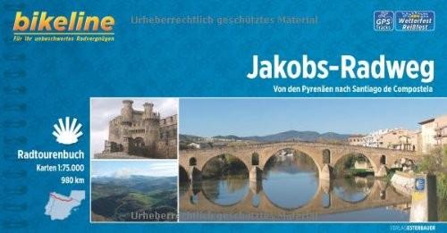Jakobs-Radweg Pyrenäen Santiago Radtourenbuch