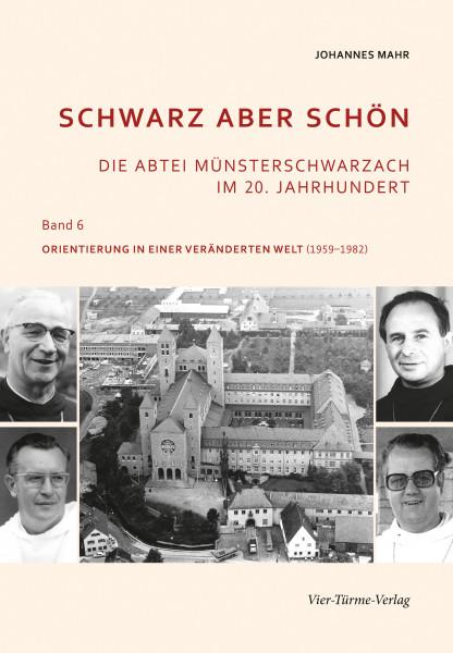 Schwarz aber schön - Die Abtei Münsterschwarzach im 20. Jahrhundert Band 6, Orientierung in einer ve