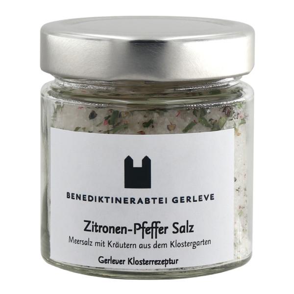 Zitronen-Pfeffer-Salz aus der Klosterküche Gerleve