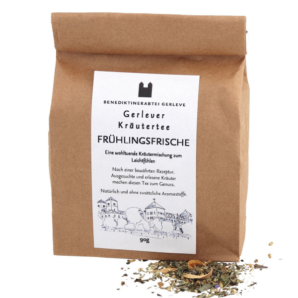 "Gerlever Kräutertee ""Frühlingsfrische"""