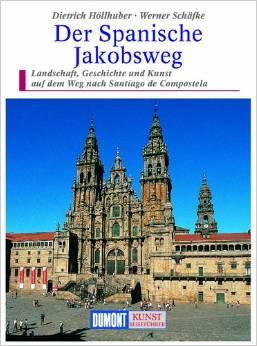 Kunstreiseführer-Der spanische Jakobsweg